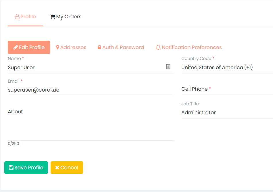 Welcome to Laraship: the Best Laravel Admin Panel Ever
